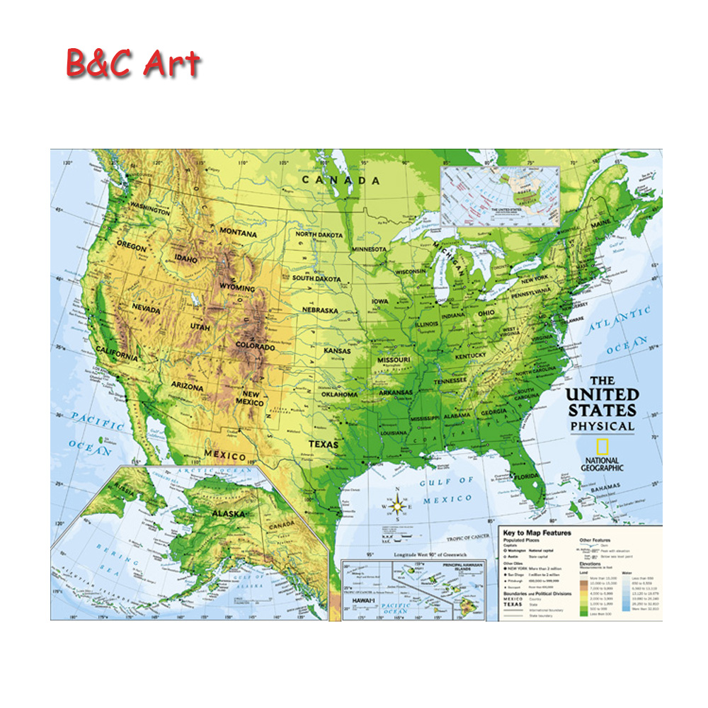 Map Art Print, Map Art Print Suppliers and Manufacturers at Alibaba.com