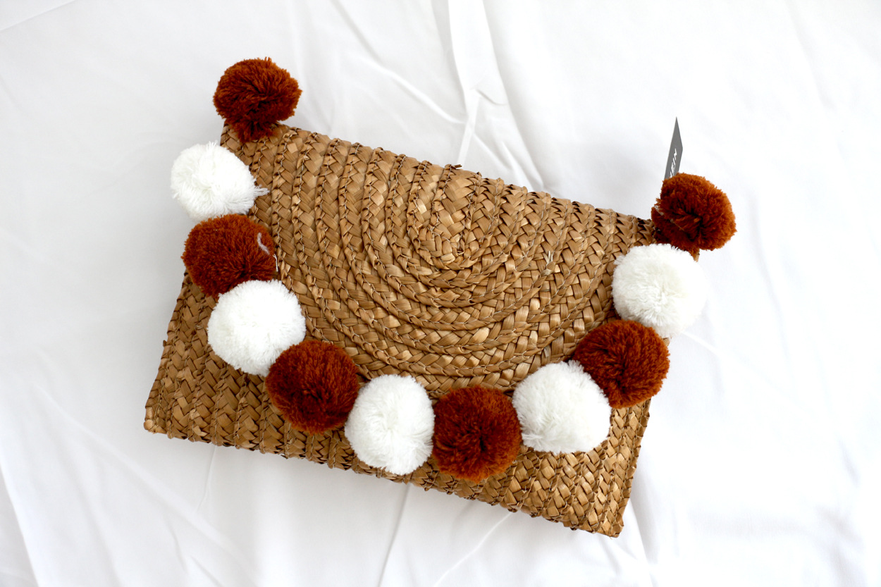 beautiful straw clutch bag crochet for sale for ladies-2
