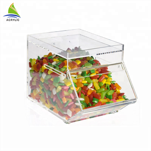 Wholesale Promotional PVC Plastic/Custom Acrylic Candy Box