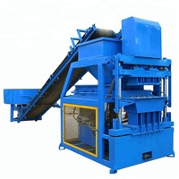full auto solid and holes soil brick maker machine