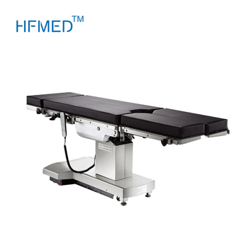 Hfeot99c Electro-hydraulic Or Electrical Hydraulic X Ray Compatible Operating Bed