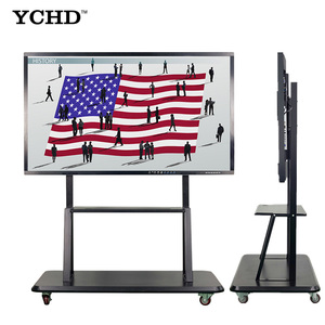 YCHD factory wholesale cheap price digital vision touch interactive whiteboard / 80 inch smart board interactive whiteboard