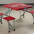 Nice family kids picnic camping folding table