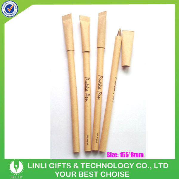 Biodegradable Eco Friendly Pen With Logo