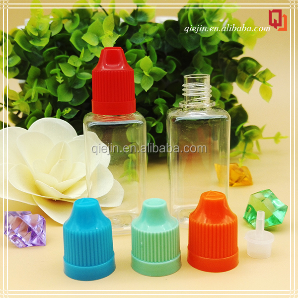 hot sale pet bottle cooking oil 10ml plastic vials 10ml e liquid PET dropper bottle PET square e liquid bottle