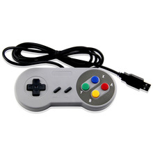 <span class=keywords><strong>USB</strong></span> <span class=keywords><strong>Pc</strong></span> <span class=keywords><strong>Gamepad</strong></span> Super Clásico controlador Joypad <span class=keywords><strong>Gamepad</strong></span>