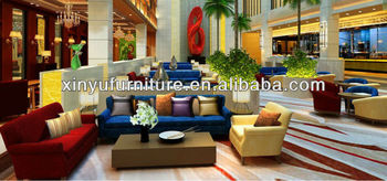Star Hotel Reception And Waiting Lobby Furniture/cheap Restaurant Furniture  XY0902