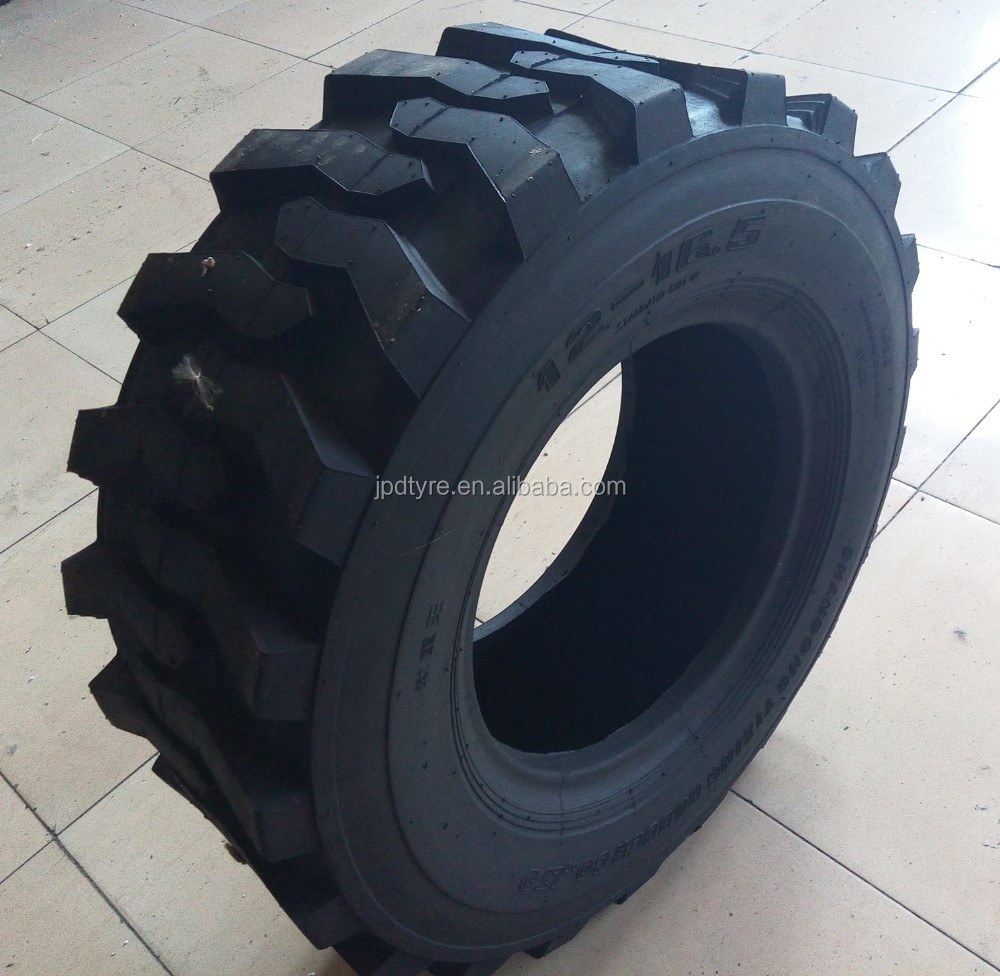 High quality OTR tire 12-16.5 Radial Industrial Tire