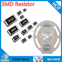 Wholesales Electronic Components Thick Film 1206 Smd Chip Resistor