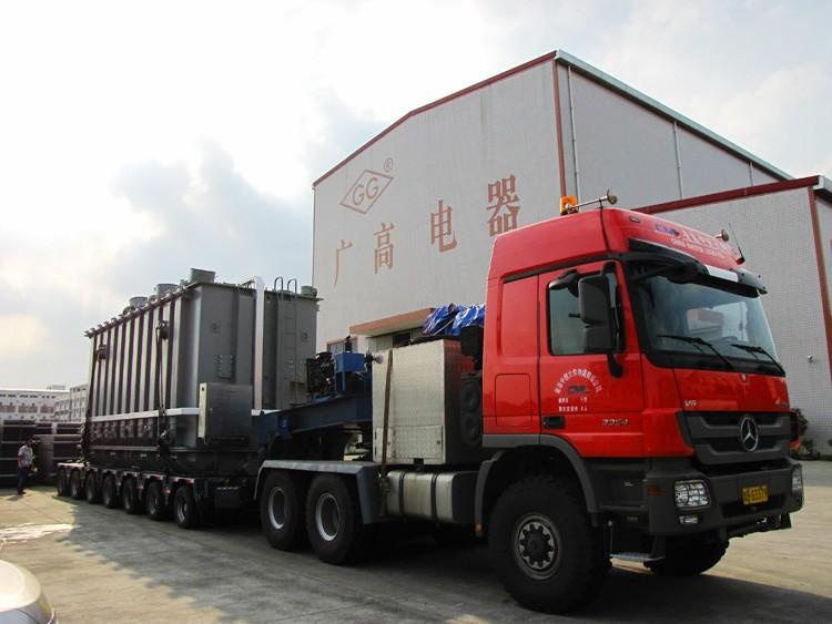 power transformer 300MVA 220kv assembled transformer 400