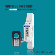 EASTRON SDM120CT-Modbus , Single Phase Smart Meter, Multifunction Din Rail Energy Meter
