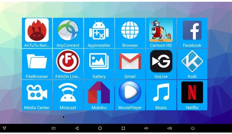 3GB RAM 32GB ROM Android 6 0 TV Box 2GB 16GB Amlogic S912