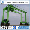 Rubber Tyred Double Girder Gantry Crane 50/10t RTG