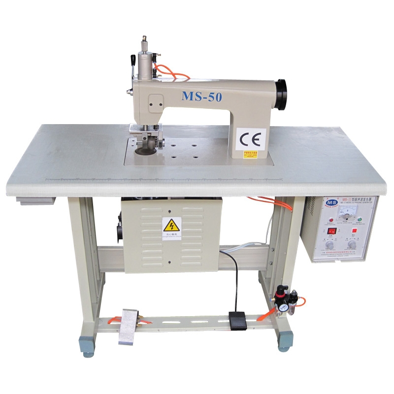 Discounted price ultrasonic bra lace making machine with high quality
