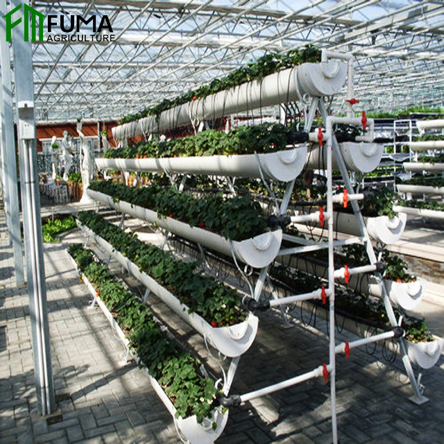 Smart Low Cost Greenhouse Vertical Tower Garden Hydroponic