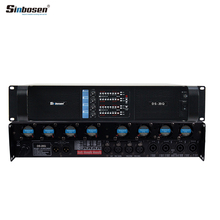 DS-20Q 4 Channel Kelas D Profesional <span class=keywords><strong>Audio</strong></span> Power <span class=keywords><strong>Amplifier</strong></span> untuk Kuat Subwoofer dan Top Line Array Sistem