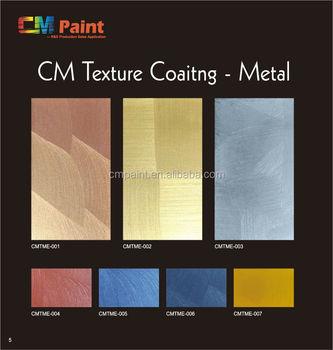 Acrylic Resin Wall Coating Texture Decorative Coating