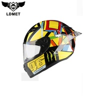 Wholesale products dual visor DOT CE standard motorcycle dot helmet