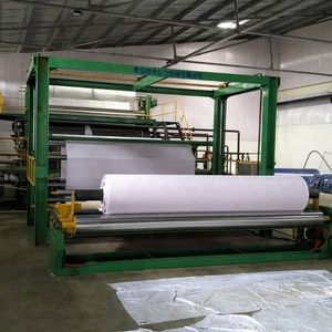Qingdao1000mm Banner Flex Making Machine/Qingdao PVC Banner Flex Production Line