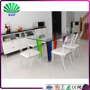 Cool Modern Clear Acrylic High Gloss Dining Table Plastic Dining Table And Chair Set Buy High Gloss Dining Table Clear Acrylic Dining Table Plastic Spiritservingveterans Wood Chair Design Ideas Spiritservingveteransorg