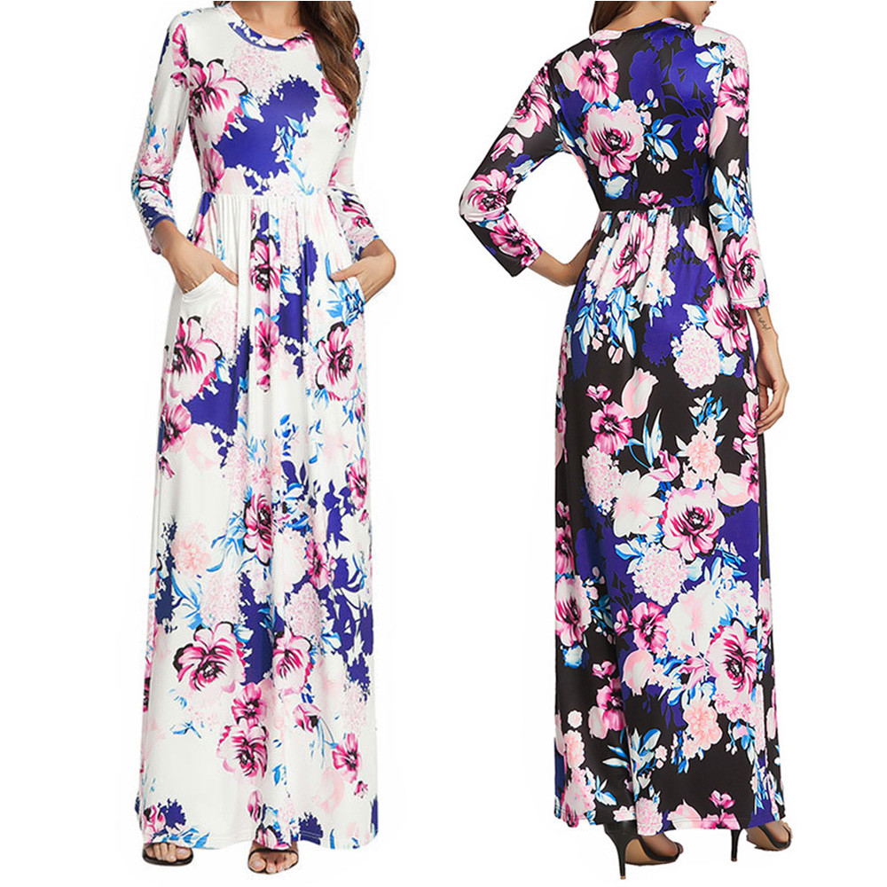 312eb36db3e Plus Size Long Maxi Dresses With Pockets - Gomes Weine AG