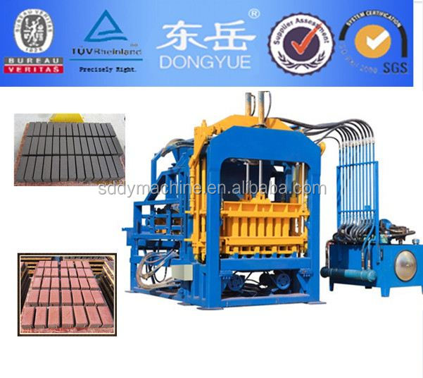 QT4-15 clc foam concrete plant price in india brick block machine