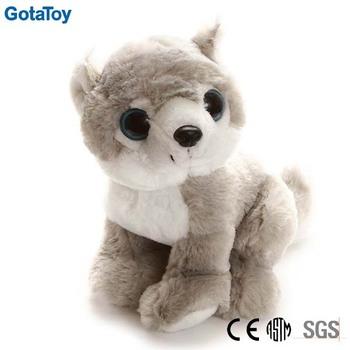 Reizendes Kundenspezifisches Plüschbabywolfspielzeug Füllte Weiches Spielzeug Des Babywolfs An Buy Plüsch Baby Wolfgefüllte Baby Wolfbaby Wolf
