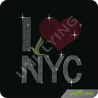 I love NYC appliques for kids clothing
