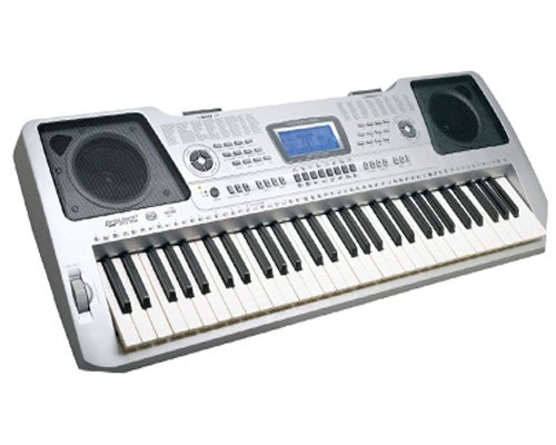 Hot-Selling 61-Keys Electronic Piano Keyboard With 200 Rhythms