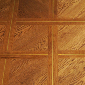 Top quality Grade AB Certified Indoor oak parquet floor tiles