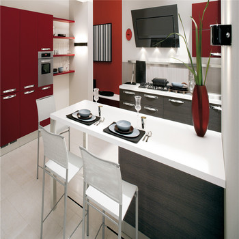 L Shaped Modular Kitchen Designs For Small Kitchens Buy L Shaped Modular Kitchen Designs Modular Kitchen Designs For Small Kitchens Product On Alibaba Com