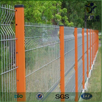 Galvanized Welded Wire Mesh For Fence Panel,Metal Livestock Farm ...