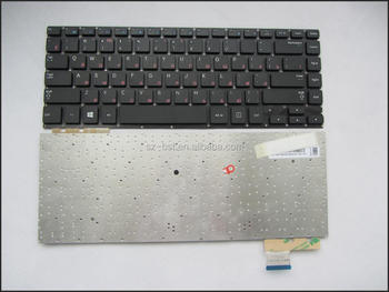 d8da79768ab New For Samsung NP530U4B NP530U4C NP535U4C Laptop Keyboard RU Russian  keyboard