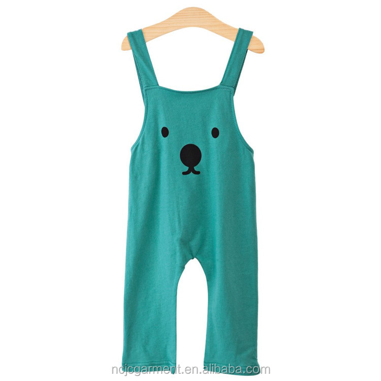 high waist baby pants, baby kids suspender pant