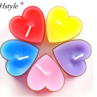 Heart Shape Floating Candle SC040