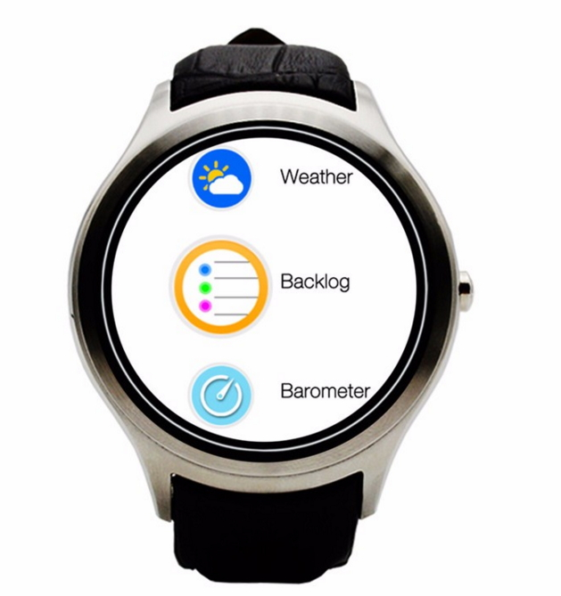 2016 The Best Android Wear Smart watch D5,Android APPs on Google Play wearable smart watch