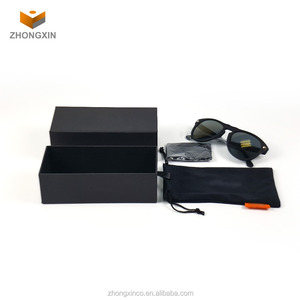Wholesale sliding glasses box case eyewear with lids
