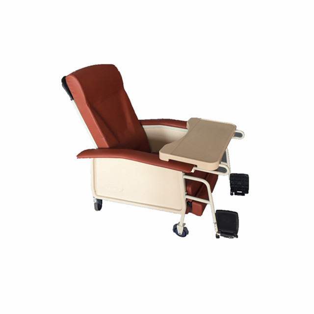 YFY-III Hospital Nursing Recliner Transfusion Injection Medical Care Blood Donation Chair