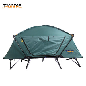 OEM factory modern comfortable relaxing metal easy-carry military waterproof tents for winter camping