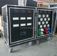 12-way power distribution equipment for audio system