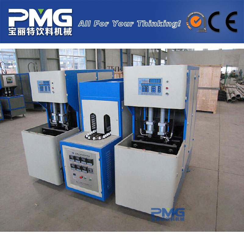 Pmg-mg-880-ii Stretch Blowing Machine For Pet Preform