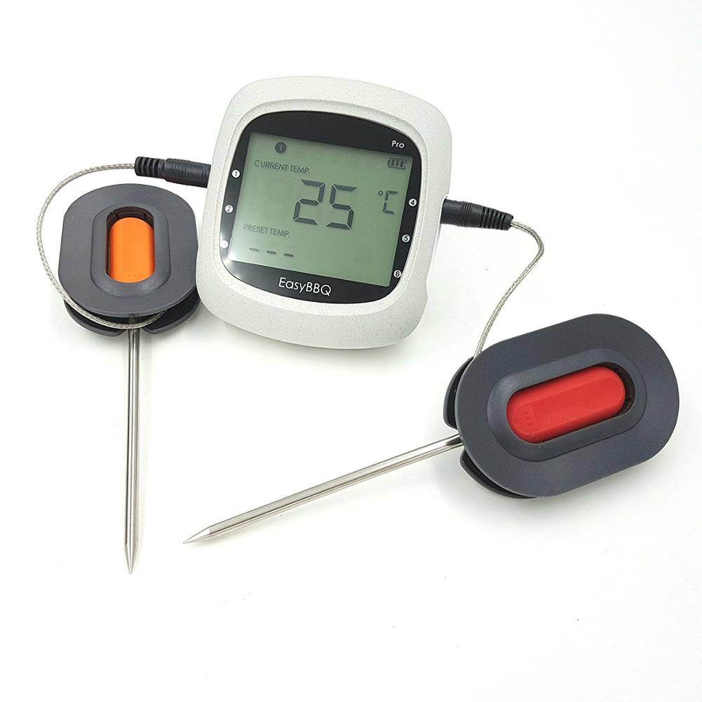 LDT-101 Made in China Waterproof Digital BBQ/meat thermometer with probe