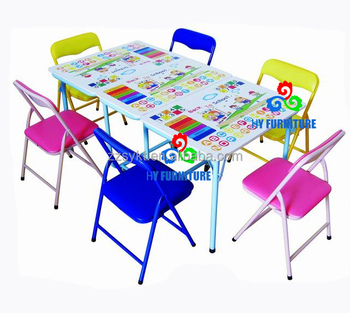 Fantastic Colorful Small Kindergarten Study Folding Table And Chairs For Kids Used Buy Study Folding Table And Chairs Small Folding Study Table Foldable Kids Theyellowbook Wood Chair Design Ideas Theyellowbookinfo