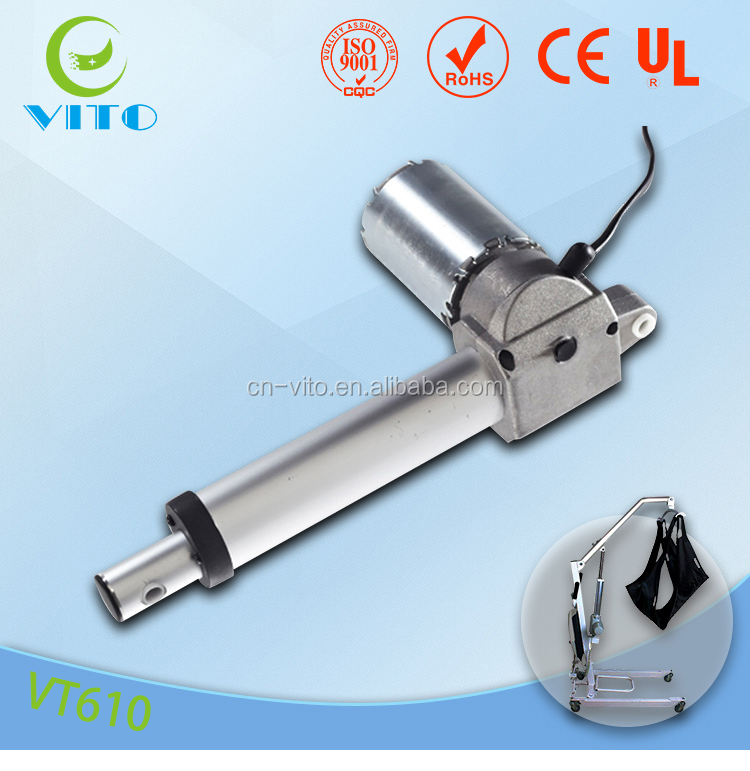 800mm Long Stroke 12V DC High Speed Mini Linear Actuator