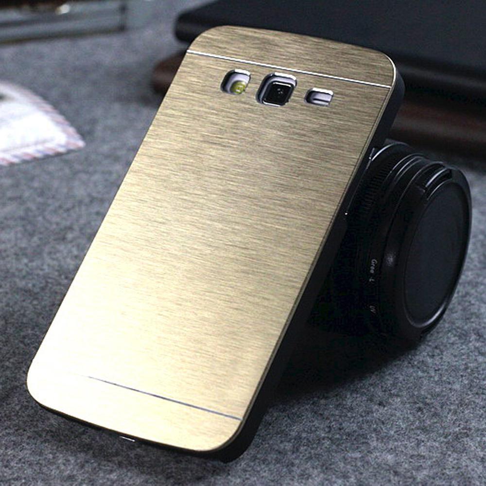 quality design b94ce 5b066 Luxury Brush Aluminum Metal Back Cover For Samsung Galaxy Grand Duos GT  I9082 i9080 & NEO i9060 i9062 Plus i9060i Cases Shell
