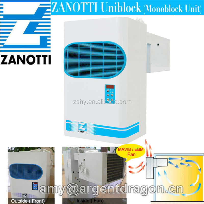 Prefabricated Cold Room With Monoblock Unit Buy