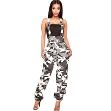 Groothandel Mode Camouflage Losse Broek <span class=keywords><strong>Overalls</strong></span> voor <span class=keywords><strong>Vrouwen</strong></span>