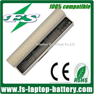 Hot Selling and Long Standby Laptop Battery for ASUS Eee PC 4G Surf (512 RAM) A22-P700 5200mAh (White)