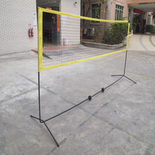 Portable Beach Volleyball Badminton Football tennis net