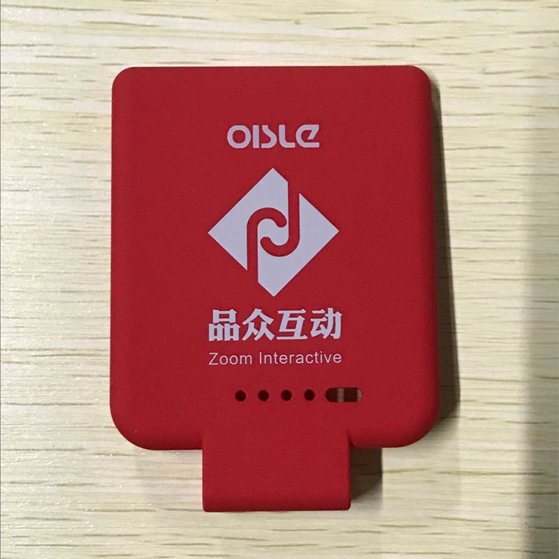 OISLE Power Bank Charge 4500mAh Polymer Portable External Battery Micro USB Phone New